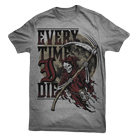 Every Time I Die - Reaper (Heather Grey) [入荷予約商品]