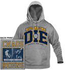 Every Time I Die - Chaos Reigns (Grey) (Hoodie) [入荷予約商品]