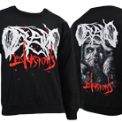 Oceano - Incisions (Sweat) [入荷予約商品]