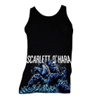 Scarlett O'Hara - Crows (Tank Top) [入荷予約商品]