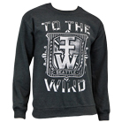 To The Wind - Crest (Dark Heather) (Sweat) [入荷予約商品]