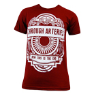 Through Arteries - Crest (Cranberry) [入荷予約商品]