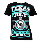 Texas In July - The Fire The Wind The Sea [入荷予約商品]