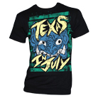 Texas In July - Blue Face [入荷予約商品]