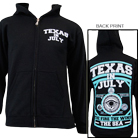Texas In July - The Fire The Wind The Sea (Zip Up Hoodie) [入荷予約商品]