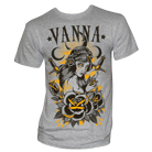 Vanna - Lady (Heather Grey) [入荷予約商品]