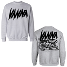 Vanna - Girl (Heather Grey) (Sweat) [入荷予約商品]