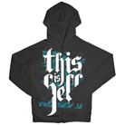 This Is Hell - Ripper (Zip Up Hoodie) [入荷予約商品]