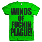 Winds Of Plague - Fuckin (Lime Green) [入荷予約商品]