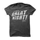 William Beckett - Great Night (Dark Heather) [入荷予約商品]