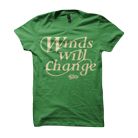 William Beckett - Winds Will Change (Green) [入荷予約商品]