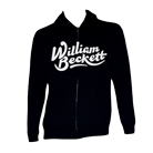 William Beckett - Logo (Black) (Zip Up Hoodie) [入荷予約商品]