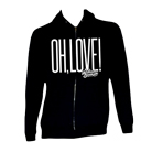 William Beckett - Oh Love! (Zip Up Hoodie) [入荷予約商品]