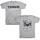 Terror - Get Involved (Heather Grey) [入荷予約商品]