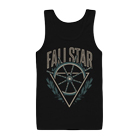 Fallstar - Ship Wheel (Tank Top) [入荷予約商品]