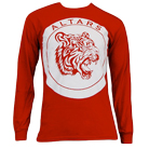 Altars - Tiger (Red) (Long Sleeve) [入荷予約商品]