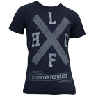 xLooking Forwardx - Big X (Navy) [入荷予約商品]