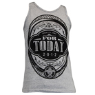 For Today - Oval Crest (Tank Top) [入荷予約商品]