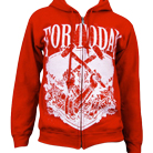 For Today - Hammers (Red) (Zip Up Hoodie) [入荷予約商品]