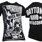 Miss May I - Dayton Metalcore [入荷予約商品]
