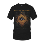 Misery Signals - Absent Light (Black) [入荷予約商品]