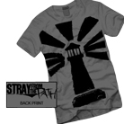 Stray From the Path - Flag (Charcoal) [入荷予約商品]