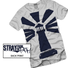 Stray From the Path - Flag (White) [入荷予約商品]