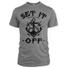 Set It Off - Anchor (Heather Grey) [入荷予約商品]