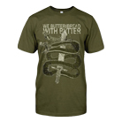 We Butter The Bread With Butter - Snake (Olive Green) [入荷予約商品]