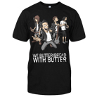 We Butter The Bread With Butter - Comic [入荷予約商品]
