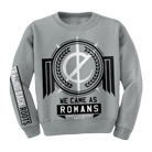 We Came As Romans - Tracing Back Roots (Heather Grey) (Sweat) [入荷予約商品]