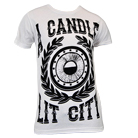 A Candle Lit City - Laurel (White) [入荷予約商品]