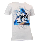 Myka Relocate - Lies To Light The Way Album Art (White) [入荷予約商品]