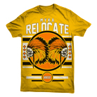 Myka Relocate - Native Skulls (Yellow) [入荷予約商品]