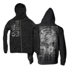 The Chariot - Forget Not (Zip Up Hoodie) [入荷予約商品]
