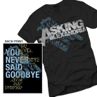 Asking Alexandria - Never Said Goodbye [入荷予約商品]