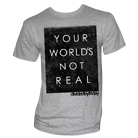 Divided By Friday - Your World's Not Real (Heather Gray) [入荷予約商品]