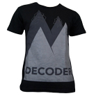 Decoder - Mountain (Black) [入荷予約商品]