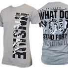 The Ghost Inside - What Do You Stand For (Grey) [入荷予約商品]