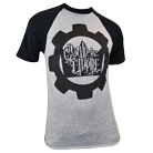 Crown The Empire - Cog (Black/Grey) (Raglan) [入荷予約商品]