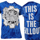 Crown The Empire - The Fallout (Blue Tie Dye) [入荷予約商品]