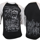 Crown The Empire - End Of The World (Black/White ) (Baseball) [入荷予約商品]