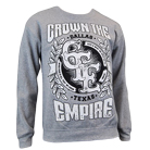 Crown The Empire - Hope (Heather Grey) (Sweat) [入荷予約商品]