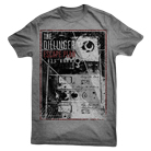 The Dillinger Escape Plan - 43% Burnt (Grey) [入荷予約商品]