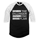 The Dillinger Escape Plan - Logo (Baseball) [入荷予約商品]