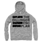 The Dillinger Escape Plan - Logo (Grey) (Hoodie) [入荷予約商品]