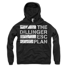 The Dillinger Escape Plan - Logo (Black) (Hoodie) [入荷予約商品]