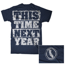 This Time Next Year - Earthquake (Navy) [入荷予約商品]