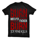 Ice Nine Kills - Burn [入荷予約商品]