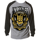 Iwrestledabearonce - Late Crest (Black/Heather) (Sweat) [入荷予約商品]